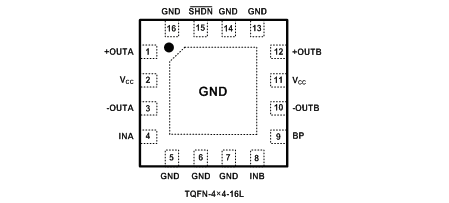 sgm4865音频放大器移动手持应用介绍_sgm4865音频放大